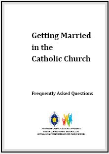 Getting Married in a Catholic Church book